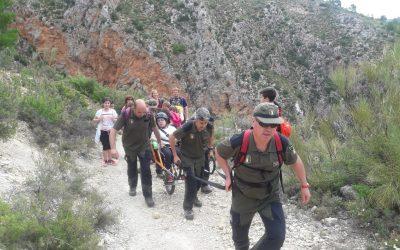 Hacia rutas salvajes: nuestra experiencia con la silla Joëlette