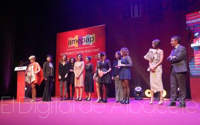 XIV Edición de los premios «Entre Nosotras»